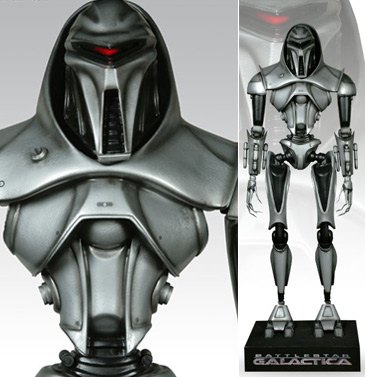 Un black full stock Cylon