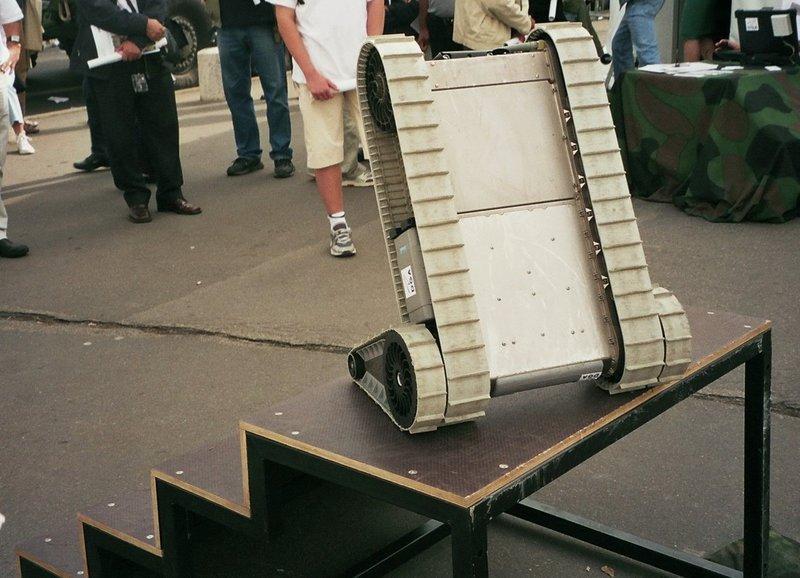 iRobot PackBot