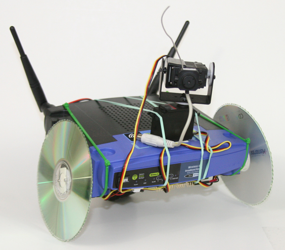 Routerbot v1