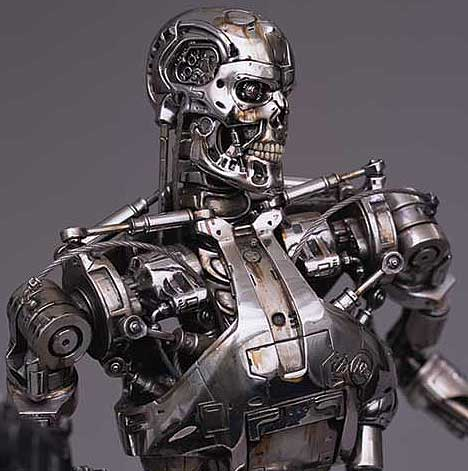 T 800 Terminator Salvation 800 Terminator