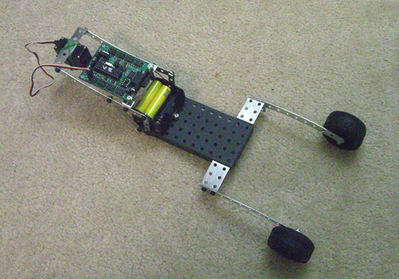 Routerbot v0